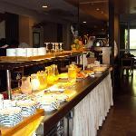 12 Hotel Libertador- Rosario –desayuno buffet