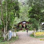 Las Marias entrance