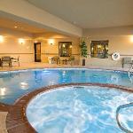 Photo de Comfort Suites Buda – Austin South Hotel