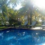 Poolside at Cajú