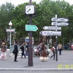 A street in Paris, France