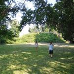 santee indian mound, santee, sc