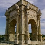 The Arch of Marcus Aurelius