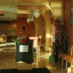 Hotel Restaurant Entrance