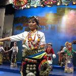 チベットの民族ショー