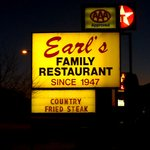 Earl's Sign