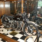1952 Vincent Black Shadow,  $$$$$