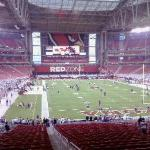 Good Seats at Cardinals Stadium