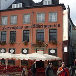 Haxenhaus zum Rheingarten Foto