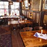 Lowenbrau Koln Altstadt restaurant (inside tables)