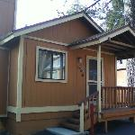 """Our beautiful cabin, """"Shy Bunny"""""""