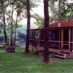 Stone Manor River Cabin