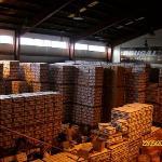 RUM...in the Brugal refinery