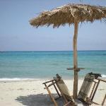 Strand Cea, Sardinien