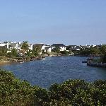 l'un des canaux à St Francis Bay