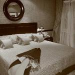 滞在中のベッドメイク