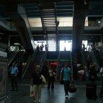 Bern Bahnhof - train station