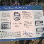 Foto de Doc Holliday's Grave