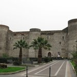 Ursino Castle built by Frederick II of Swabia (1198-1250) - Catania Municiple Museum