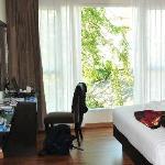 Boss Suites Hotel Room
