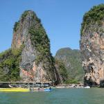 Phang Nga Bay South West Coast of Thailand