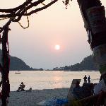 puesta de sol palolem (24118062)