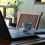Take a break from work...not away!