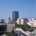 Picture of Tel Aviv from Vital hotel room
