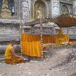 仏陀が悟りを開いた場所