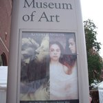 "The ""Kindred Spirits"" exhibit features contemporary photos by Joyce Tenneson, all Polaroids; and"