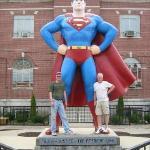 Bilde fra Superman Statue