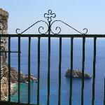 gate to Le Grand Bleu