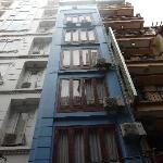 Narrow building
