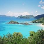 Trunk Bay, US Virgin Islands My dream retirement island!