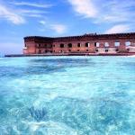 Fort Jefferson island off the keys