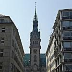 Bilde fra Altonaer Rathaus