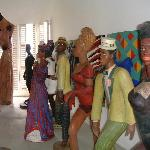 Karibik Kultur Skulpturen von Prof Kimme