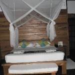 Bungalow, Doppelbett