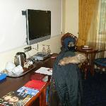 room- sitting area