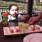 Melon Bisque!