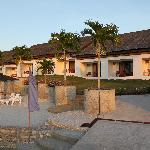 chambres beach front