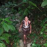Hiking to Syndicate Falls