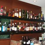 bar of the Hotel