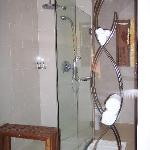 Well designed shower