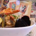 delicious food - Bouliabasse!