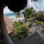 Photo de Hotel CalaLuna Tulum
