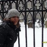 cementerio del trinity church