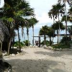 Cabanas Copal Photo