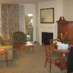 view of Suite from front door