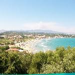 Tsilivi beach